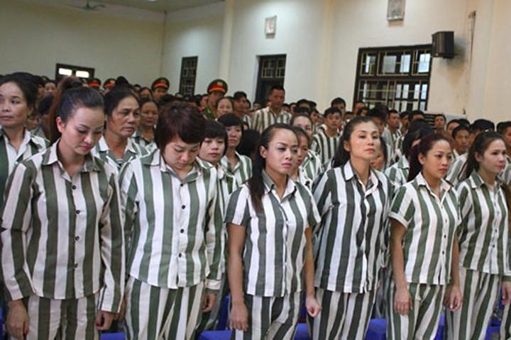 Khi chấp hành án tù biết mang thai có được giảm thời gian chấp hành án không?