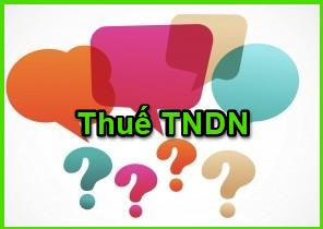 Tiền tổ chức bốc thăm trúng thưởng cho nhân viên có được trừ khi tính thuế TNDN?