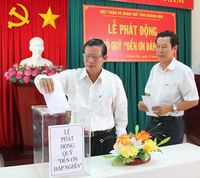 Quỹ đền ơn đáp nghĩa tại Quảng Nam được sử dụng làm gì?