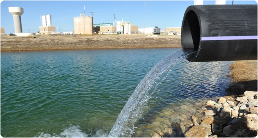 Nước thải công nghiệp là nước thải từ những nguồn nào?