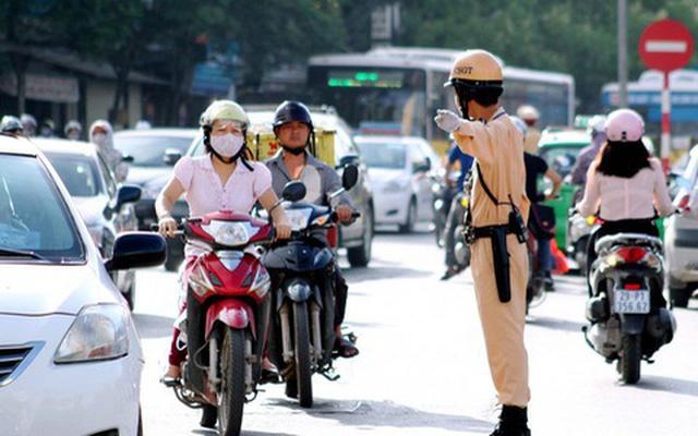 Quá hạn nộp phạt vi phạm giao thông 1 tháng phạt bao nhiêu tiền?