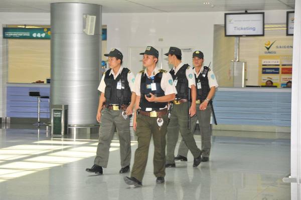 Trách nhiệm của các cơ quan, đơn vị trong công tác kiểm soát an ninh nội bộ an ninh hàng không?
