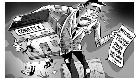Công ty nợ tiền, làm sao để đòi lại?