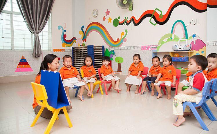 Tiêu chuẩn xây dựng và tổ chức thực hiện quy hoạch, kế hoạch phát triển nhà trường theo Chuẩn hiệu trưởng trường Mầm non