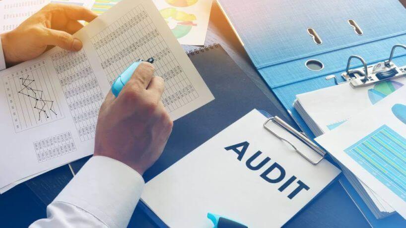 Xử lý hồ sơ trình và thông báo kết quả của kiểm toán nhà nước chuyên ngành Ia