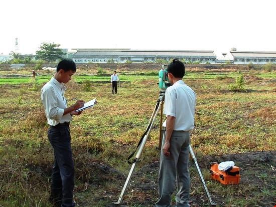 Việc lập dự toán kinh phí dự án điều tra, đánh giá đất đai