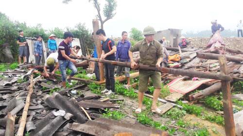 Đăng ký hoạt động ứng phó và khắc phục hậu quả thiên tai tại Việt Nam như thế nào?
