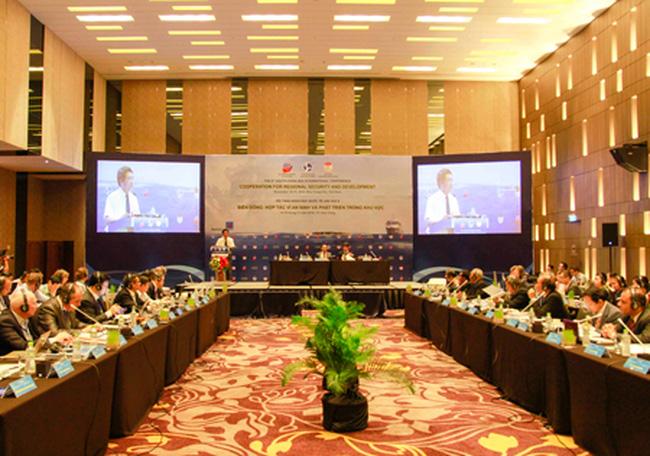 Tổ chức các hội nghị, hội thảo quốc tế của ngành Công Thương thuộc thẩm quyền quản lý của Thủ tướng Chính phủ
