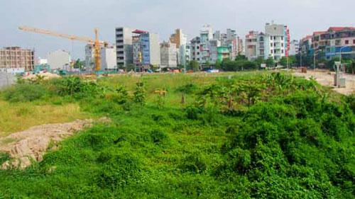 Đấu giá quyền sử dụng đất để giao đất có thu tiền sử dụng đất hoặc cho thuê đất