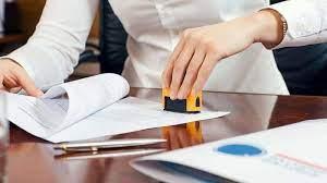 Số ghi trong văn bản công chứng và số ghi trong sổ công chứng có phải là một?
