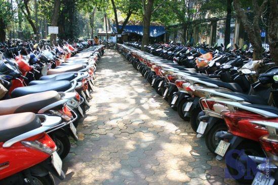 Kinh doanh giữ xe máy phải đáp ứng điều kiện nào?
