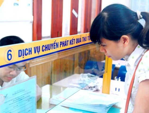 Xử phạt hành vi không theo dõi riêng các dịch vụ bưu chính công ích