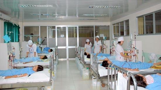 Quan trắc môi trường bệnh viện đối với khí thải lò đốt chất thải rắn y tế được quy định như thế nào?
