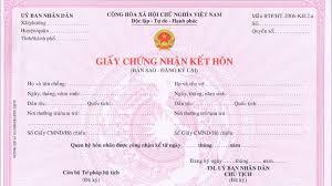 Làm mất giấy đăng ký kết hôn có được cấp lại không?