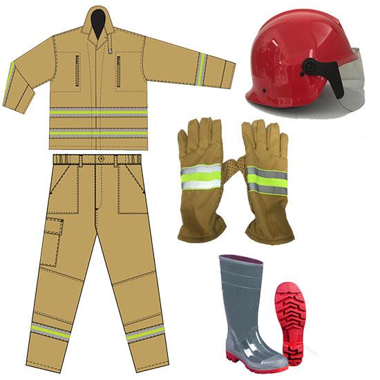 Mức phí kiểm định quần áo chữa cháy là bao nhiêu?