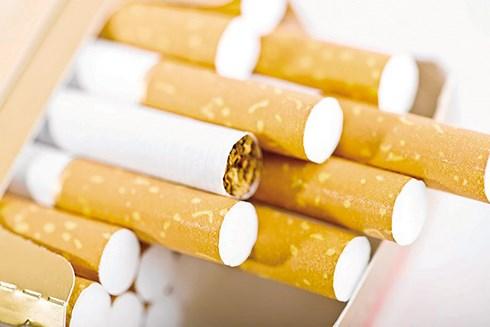 Nhập khẩu nguyên liệu thuốc lá, giấy cuốn điếu thuốc lá
