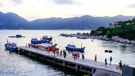 Định nghĩa hành khách trong lĩnh vực đường thủy nội địa