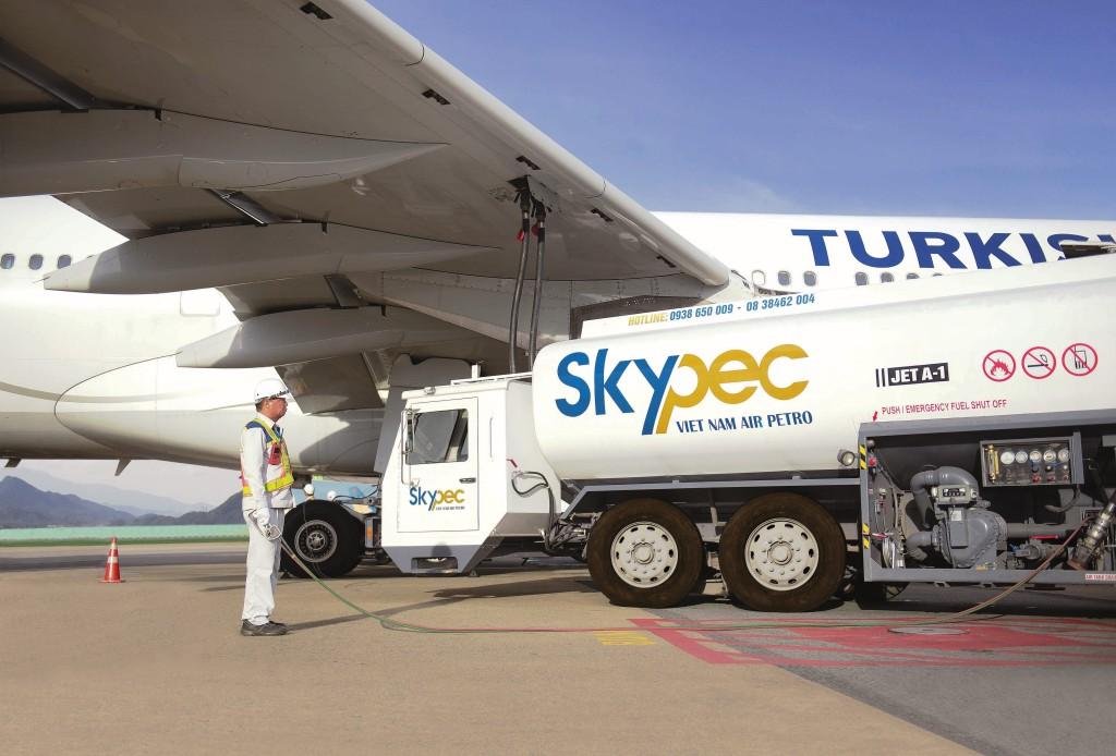 Yêu cầu về hệ thống công nghệ kho nhiên liệu hàng không