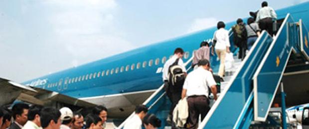 Những khoản thanh toán chung cho cả đoàn cán bộ công nhân viên chức đi công tác ngắn hạn ở nước ngoài