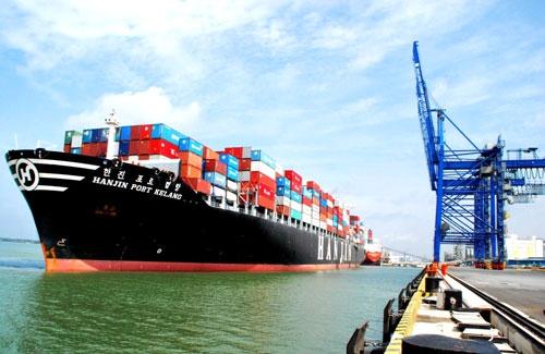 Hệ thống giám sát và điều phối giao thông hàng hải