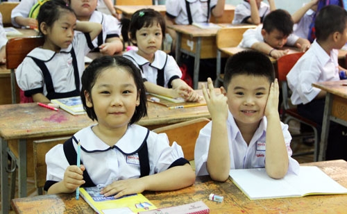 Tổ chức dạy thêm Toán cho học sinh tiểu học có được không?