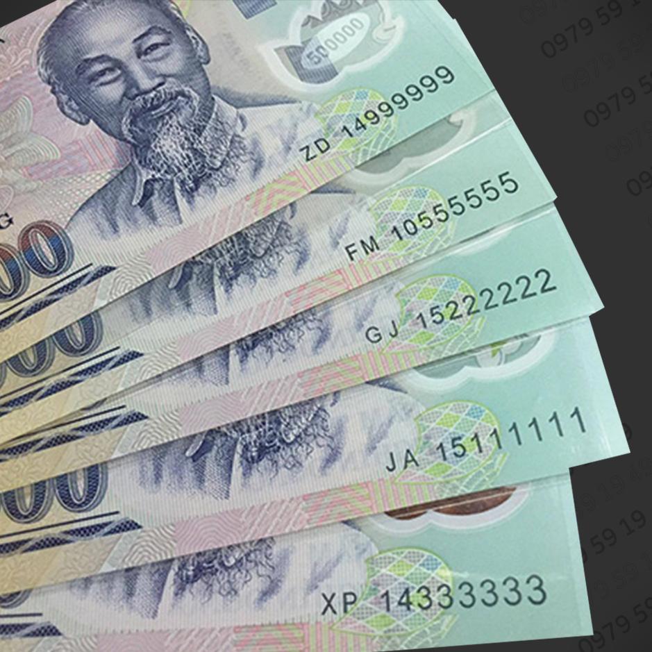Nguyên tắc in seri trong quá trình in tiền hiện nay như thế nào?