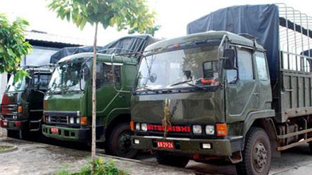 Quy định về việc xóa sổ đăng ký xe quân đội làm kinh tế và xe quân đội đăng ký, cấp biển số xe dân sự