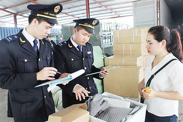 Nơi kiểm tra hàng hóa để làm thủ tục hải quan được quy định như thế nào?