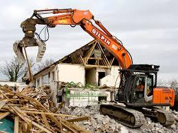 Chi phí phá dỡ công trình được xếp vào chi phí xây dựng đúng không?