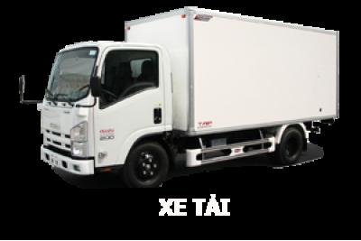 Xe tải bao nhiêu tấn thì phải gắn phù hiệu?