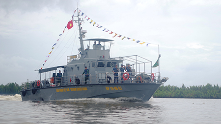 Cơ quan nào có thẩm quyền bắt giữ tàu biển?