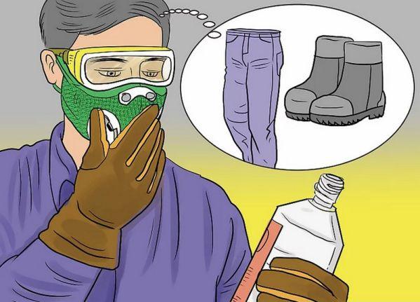 Sử dụng hóa chất có phải lập phiếu an toàn hóa chất không?