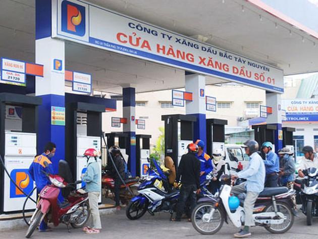 Có được thỏa thuận giá bán xăng dầu không?