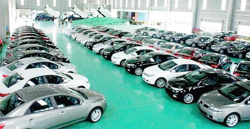 Cách tính số thuế nhập khẩu ô tô được hoàn