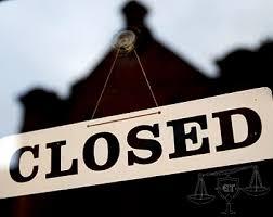 Các trường hợp chấm dứt hoạt động của chi nhánh, văn phòng giao dịch của tổ chức hành nghề luật sư