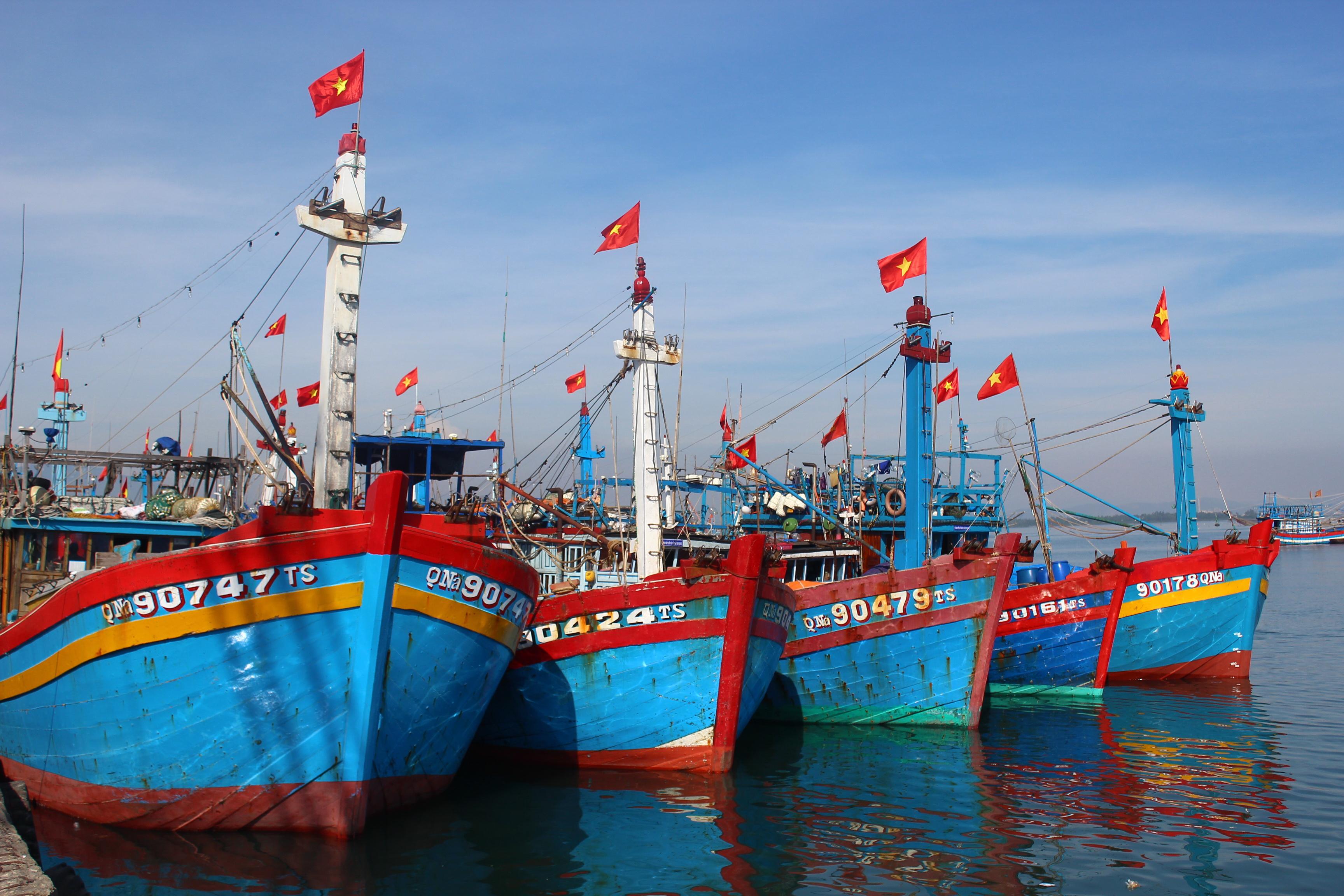 Nguyên tắc nhập khẩu tàu cá