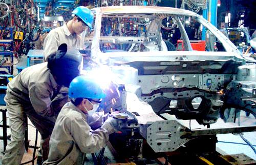 Quá trình dùng chung trong sản xuất công nghiệp là gì?