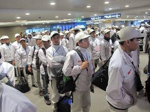 Thủ tục xuất khẩu lao động Hàn Quốc