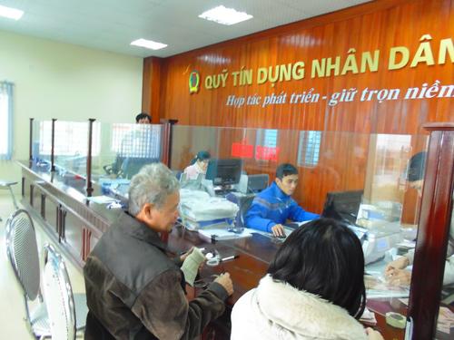 Vốn chủ sở hữu của quỹ tín dụng nhân dân