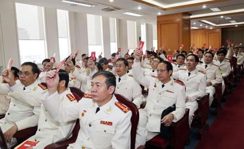 Tiêu chí kết quả thực hiện chức trách, nhiệm vụ được giao đối với cán bộ lãnh đạo, quản lý các cơ quan tham mưu của Đảng