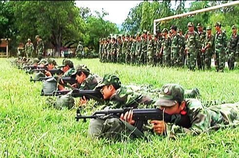 Điều kiện và thời gian hưởng phụ cấp đối với quân nhân dự bị đã xếp vào đơn vị dự bị động viên