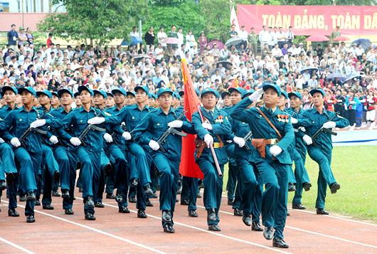 Dân quân nòng cốt hoàn thành nghĩa vụ dân quân tự vệ có được hỗ trợ gì không?