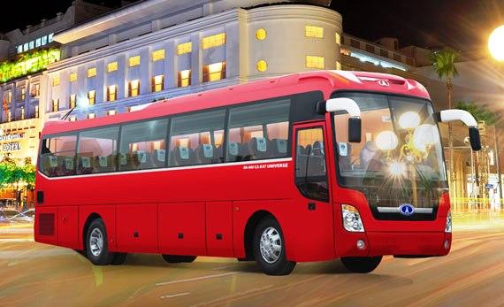 Xe khách 30 chỗ ngồi có niên hạn bao nhiêu năm?