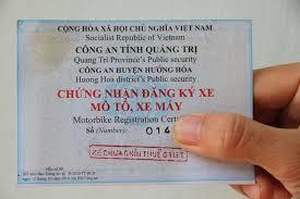 Chưa có bằng lái có được đứng tên xe máy?