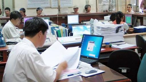 Số lượng công chức phường tại thành phố Hà Nội là bao nhiêu?