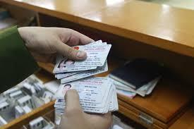Thủ tục Cấp thẻ căn cước công dân khi đã có thông tin trong cơ sở dữ liệu quốc gia về dân cư