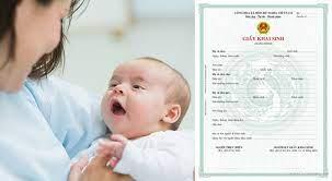Có được đăng ký khai sinh và làm thủ tục nhận cha con cùng lúc không?