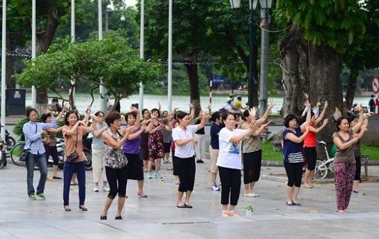 Tập thể dục gây ồn hàng xóm?