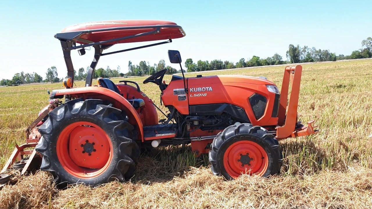 Máy cày sản xuất nông nghiệp có chịu thuế giá trị gia tăng không?