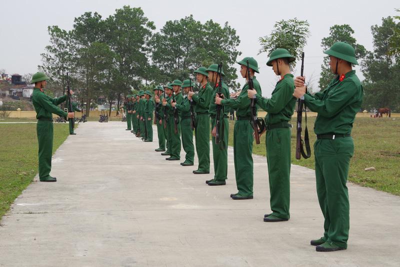 Tiểu đội trưởng trong quân đội có được hưởng 0,1% trách nhiệm?